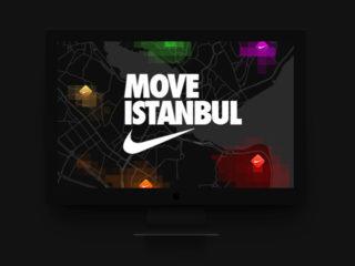 Nike Move Istanbul